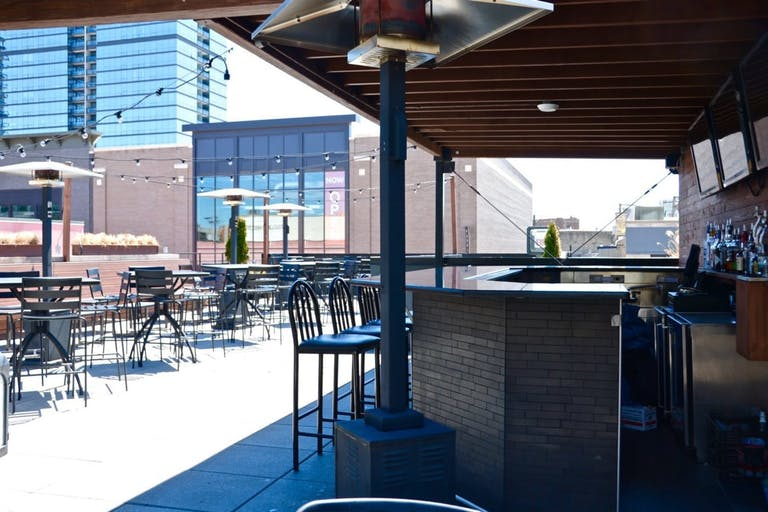 The Rooftop at Joe's on Weed Street