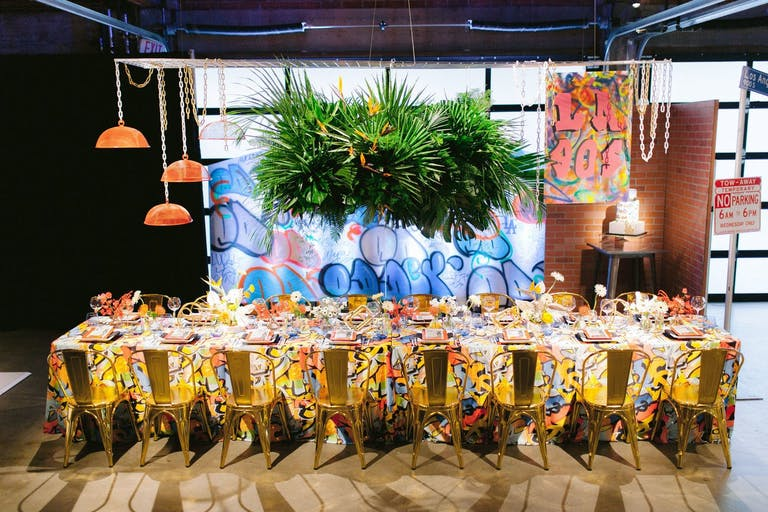 Private Party at City Market Social House in Downtown Los Angeles   PartySlate