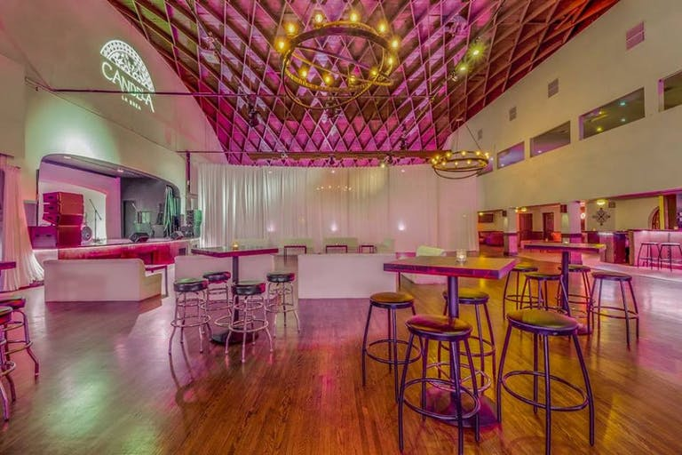 Private Party Venue Candela La Brea on Miracle Mile in Los Angeles   PartySlate