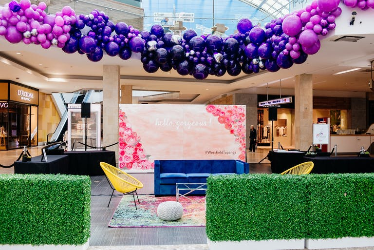 Westfield National Campaign - Beauty and Balance at The Village in Los Angeles, CA