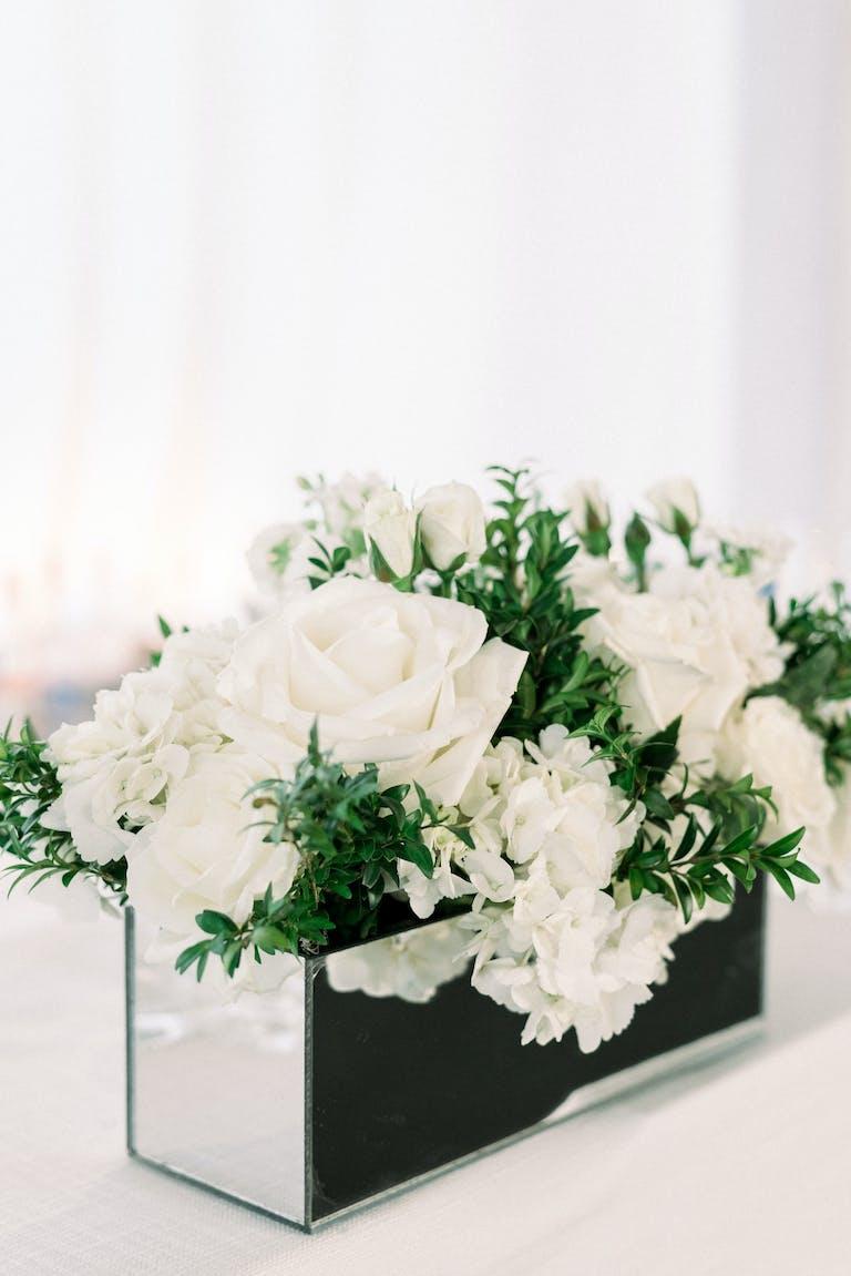 A Boxwood Wedding