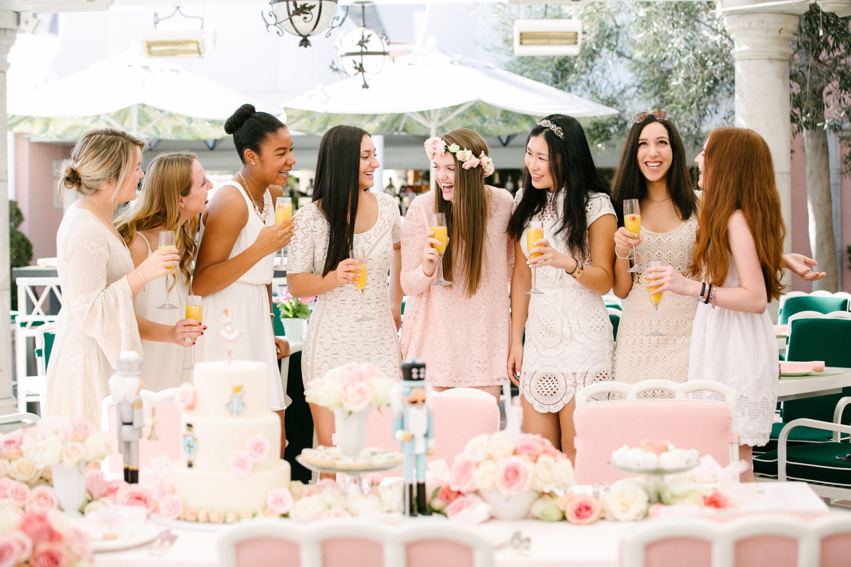 Beautiful Beverly Hills Birthday Brunch