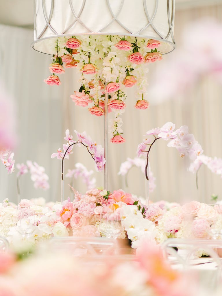 Decadent Floral Wedding at The Joule in Dallas, TX