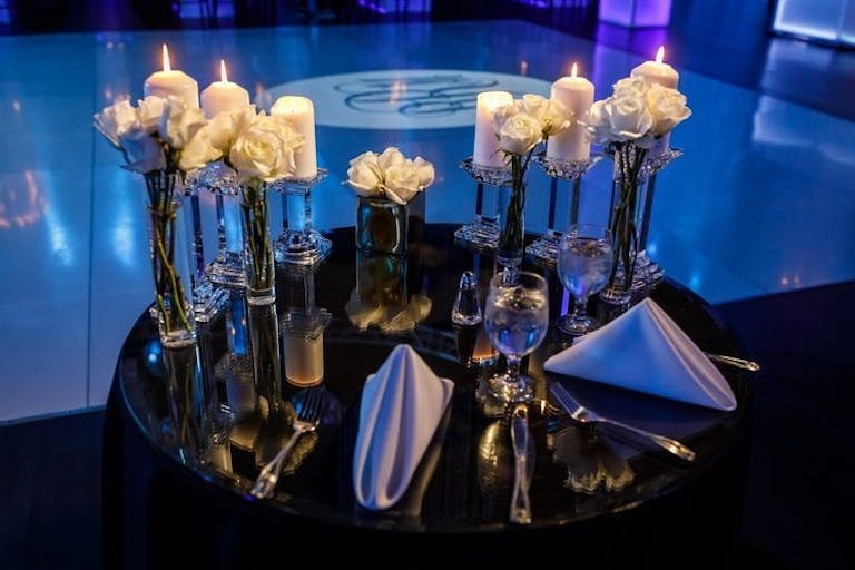 Elegant and Whimsical Wedding at Space Events in Englewood, NJ