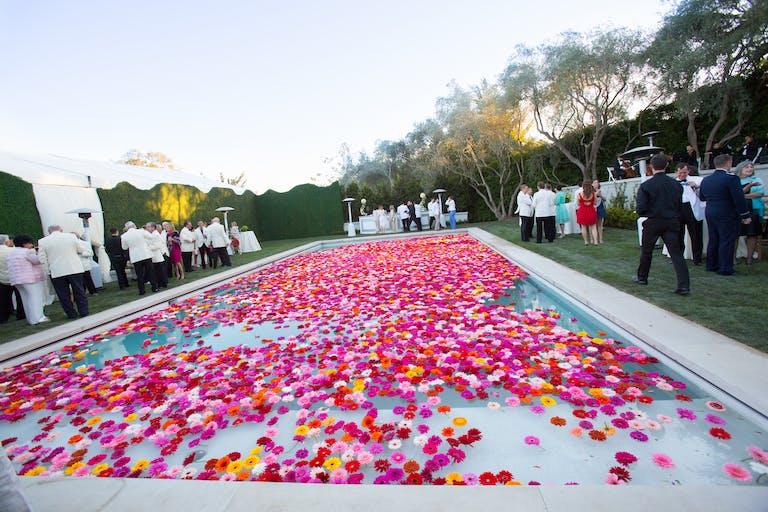 Exquisite Outdoor Montecito Milestone Birthday