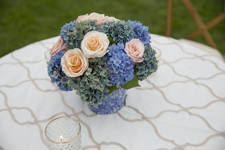French Garden Themed Wedding at Oheka Castle in Huntington, NY