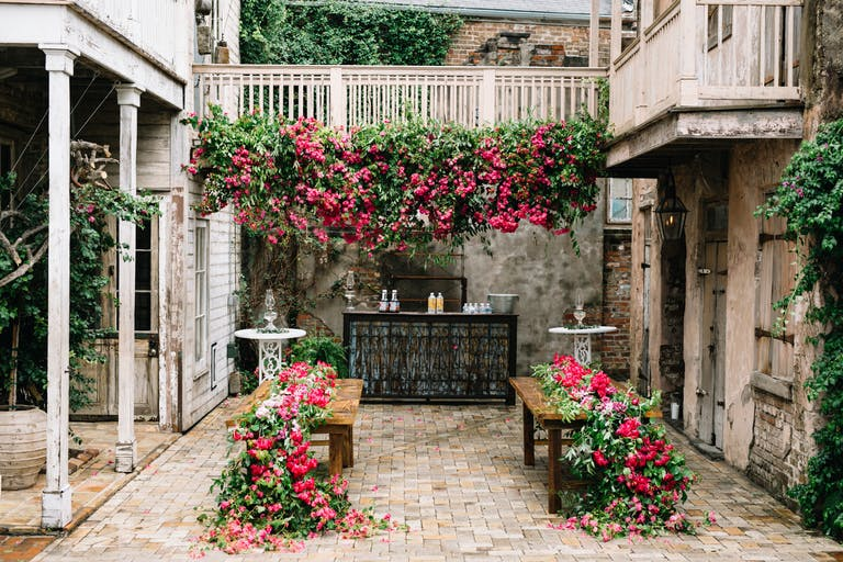 Glamorous and Romantic Wedding in New Orleans, LA