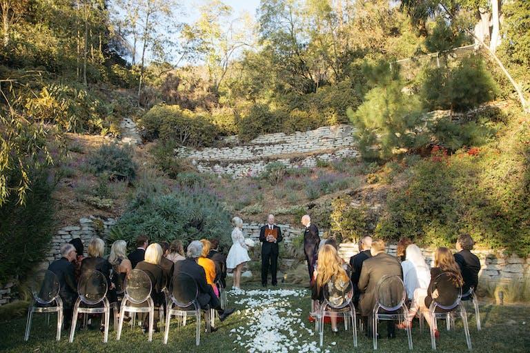 Intimate and Elegant Los Angeles Wedding
