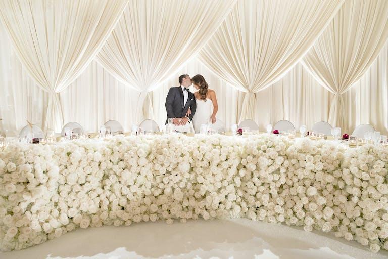 Stunning Ballroom Wedding at The Ritz-Carlton, Laguna Niguel
