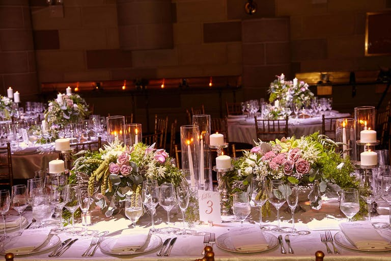 Timeless New York Wedding at Iconic Venue