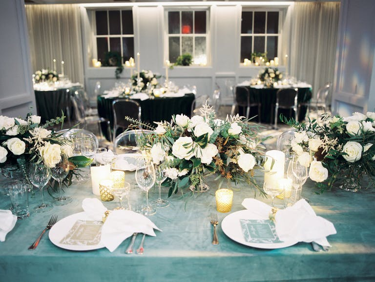 Winter Wedding at The LINE Hotel DC in Washington DC