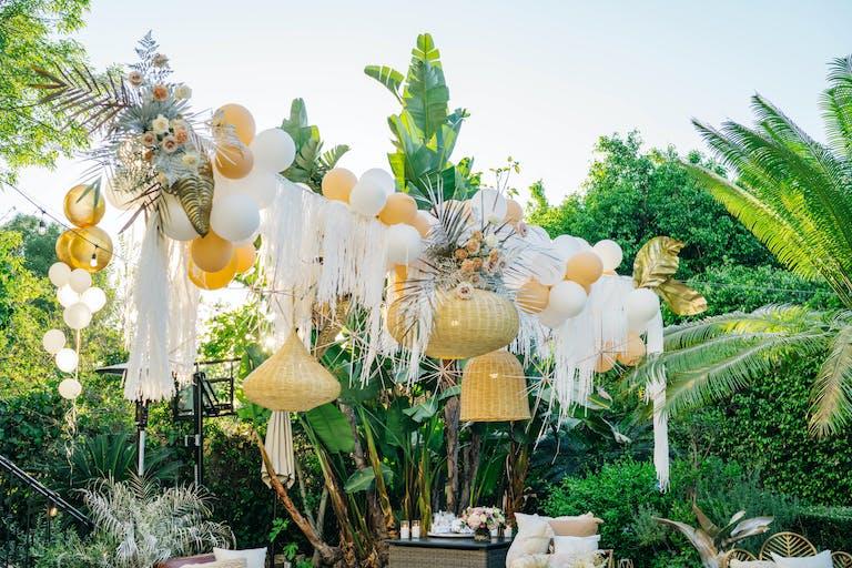 Gorgeous Intimate Birthday Party