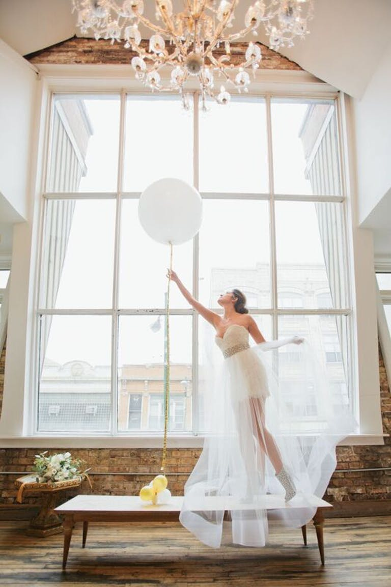 Dreamy Intimate Wedding