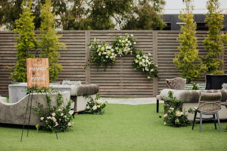 Elegant and Intimate Micro Wedding