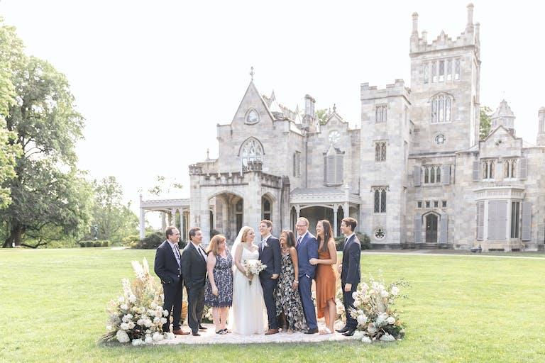 Elegant and Intimate Wedding at Lyndhurst Mansion in Tarrytown, New York
