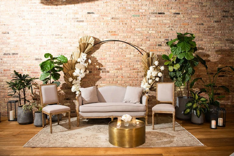 Intimate and Modern Wedding at Loft Lucia in Chicago, Illinois