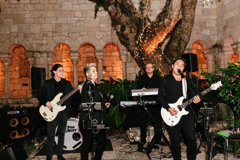 Intimate, Ethereal Miami Wedding