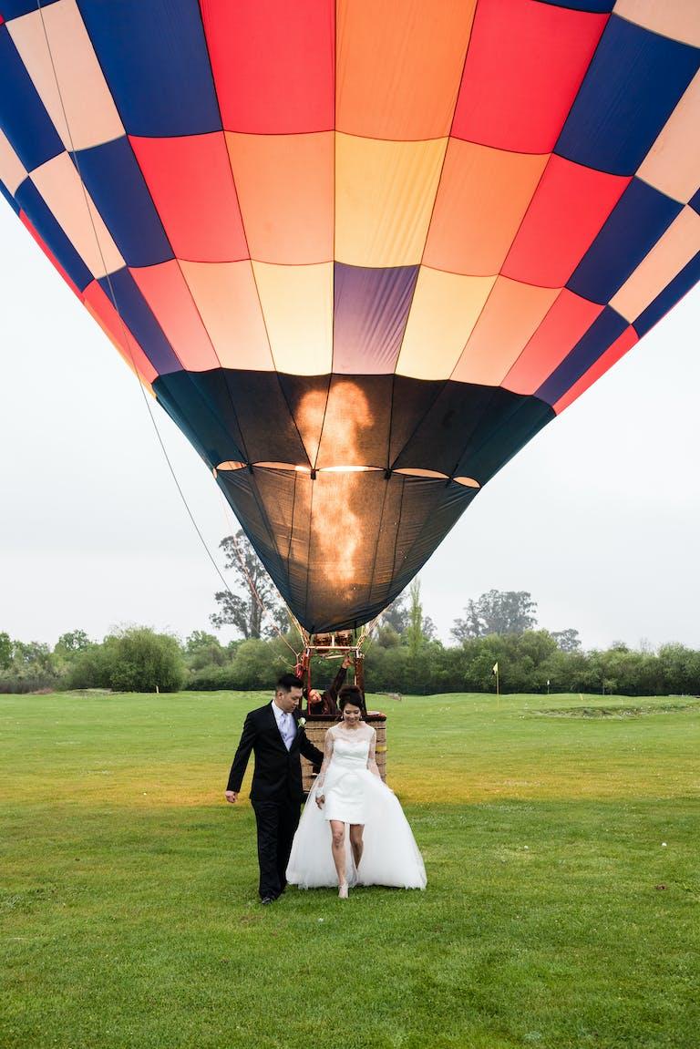 Intimate Vineyard Wedding in Napa Valley, California