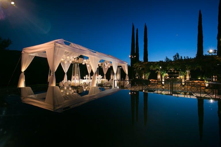 Majestic Wedding at Ojaj Valley Inn in Ojaj, CA