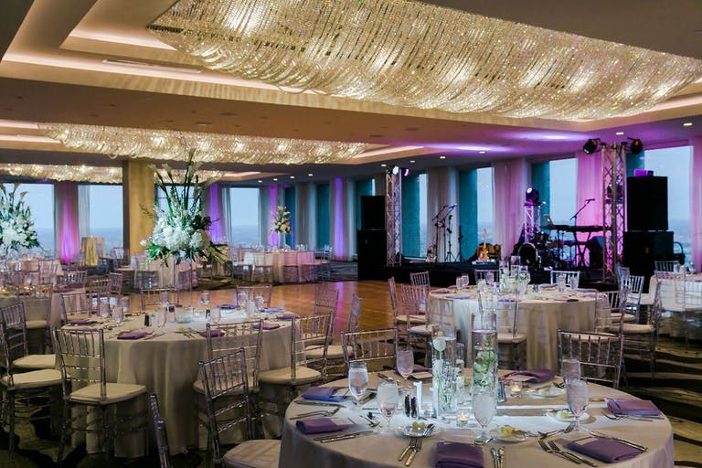 Miriam and Steven wedding at the Westin Dallas Downtown Hotel
