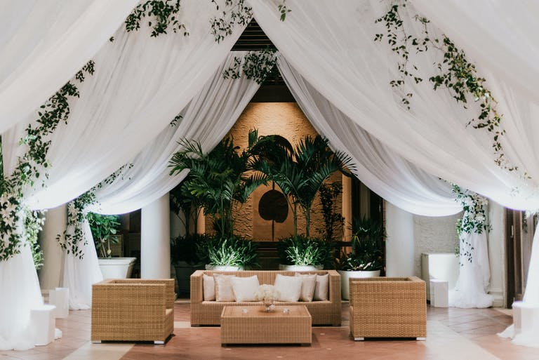 Opulent and Intimate Wedding at The Breakers in Palm Beach