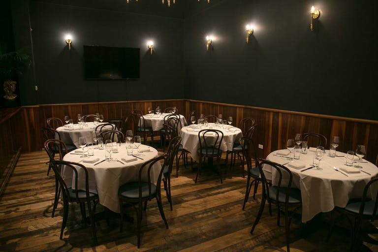 Private Dining Room at Eleven Eleven in West Loop Chicago