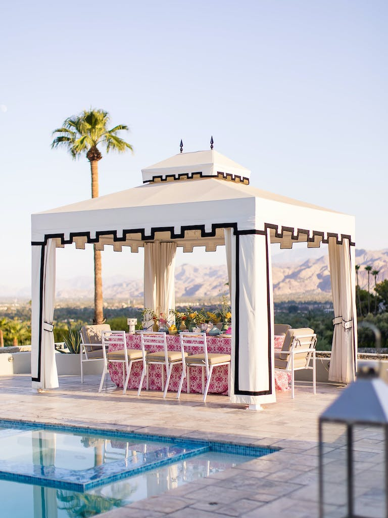 2021 trend poolside cabana | PartySlate