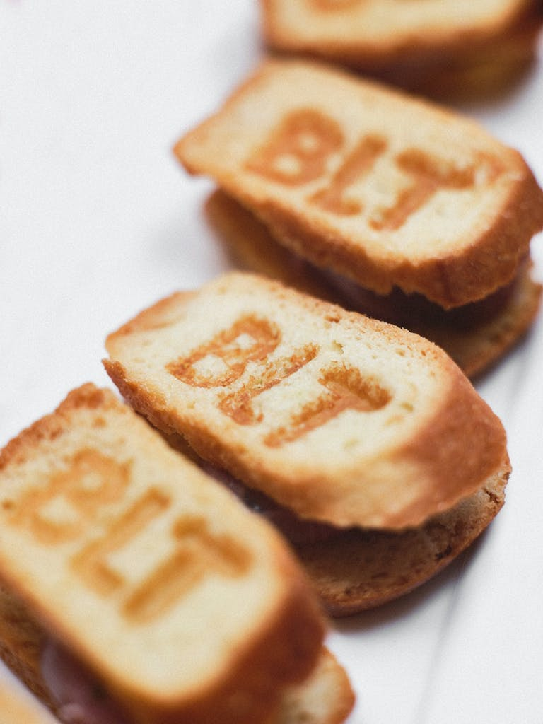 Toast with