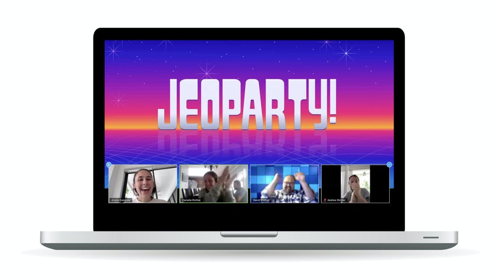 Virtual Jeaparty