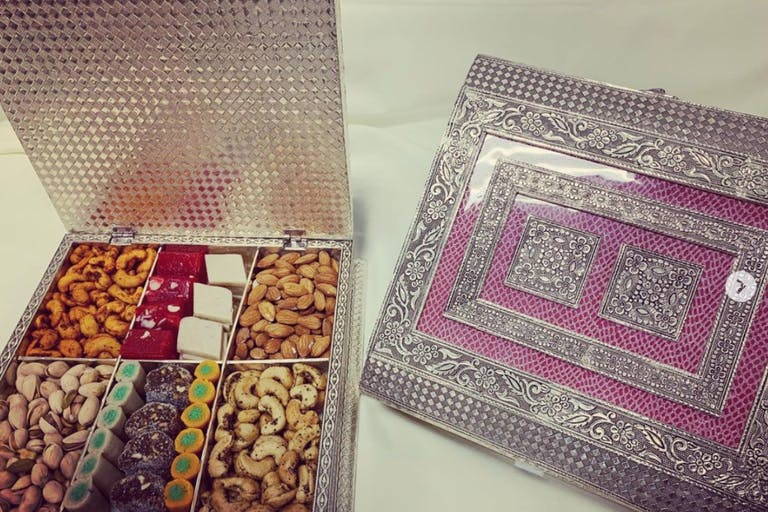 Diwali Catering Boxes by Sukahdia Caterers | PartySlate