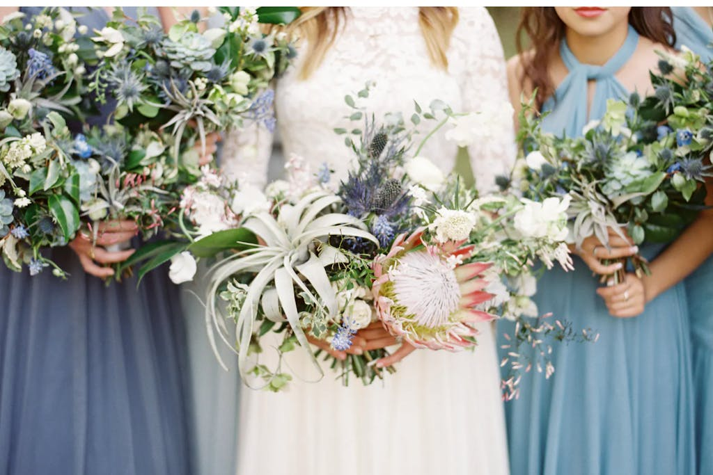 Spring Wedding Colors | PartySlate