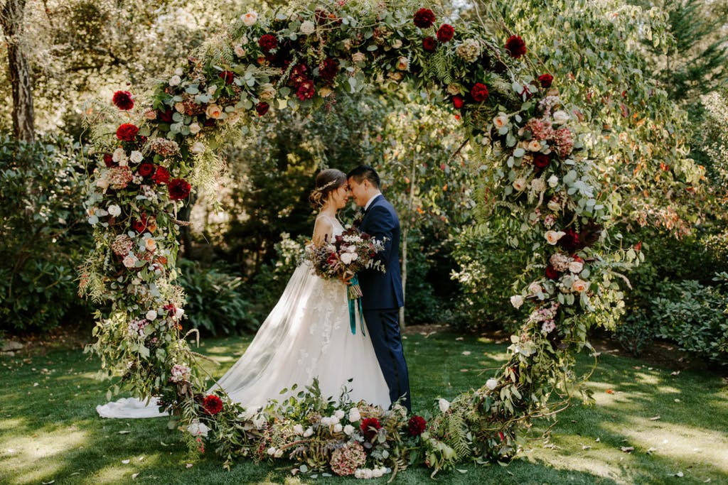 Fall Wedding Colors | PartySlate