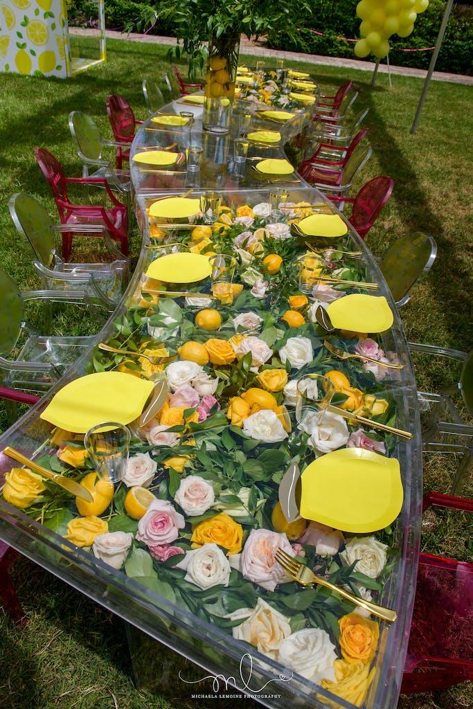 Lemonade Party - Vanni's 1st Birthday