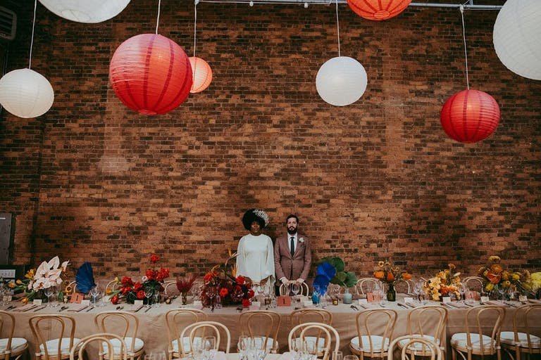 A creative 1970's themed wedding in 2020   PartySlate