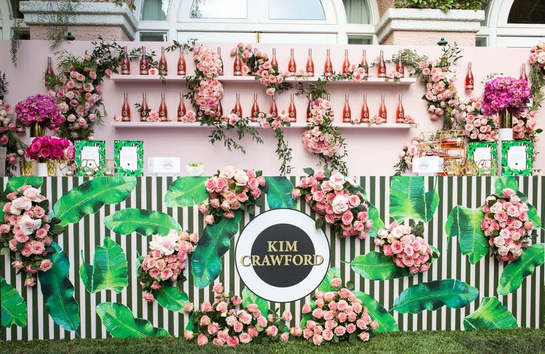 KIM CRAWFORD ROSÉ LAUNCH PARTY AT THE BEVERLY HILLS HOTEL IN LOS ANGELES, CA| PartySlate
