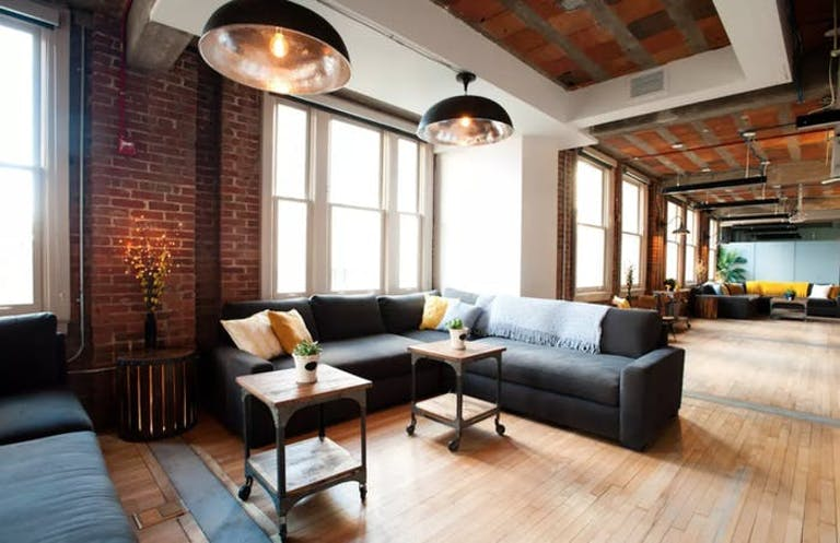 The Loft at 600 F, One of the Best Boutique Private Party Venues in DC | PartySlate