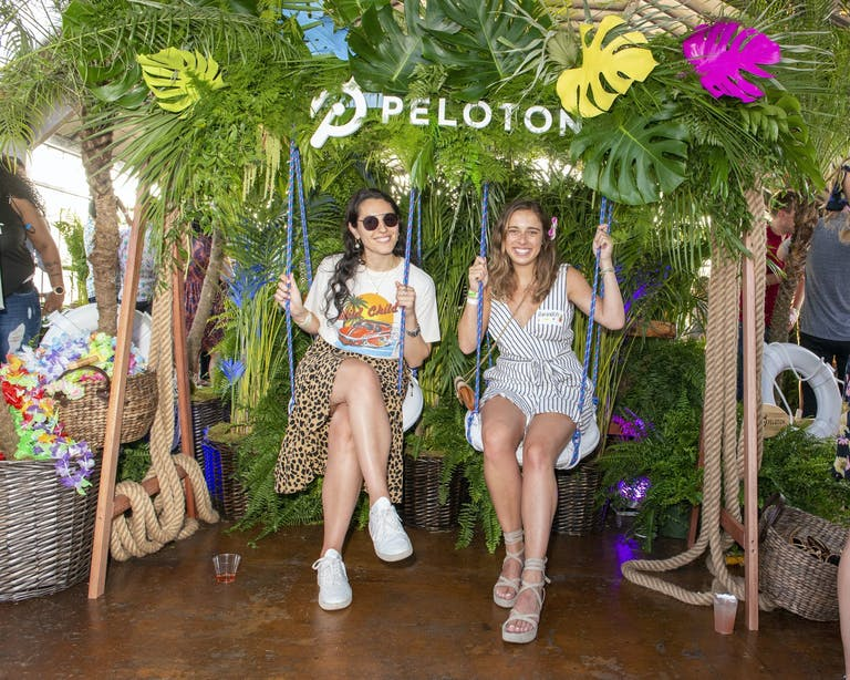 PELOTON SUMMER SOIREE AT THE FRYING PAN IN NEW YORK, NY | PartySlate