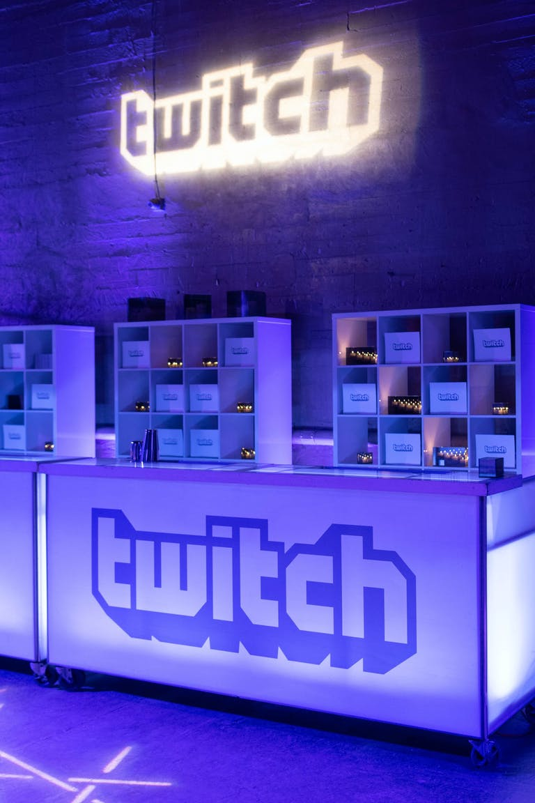 TWITCH E3 AFTER PARTY | PartySlate
