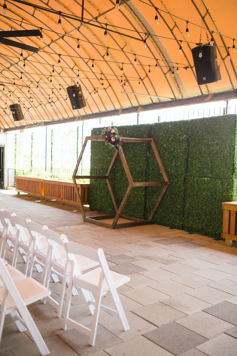 Rustic Wood Wedding at City Winery DC in Washington D.C., D.C. | PartySlate