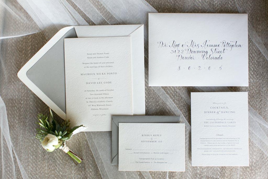 Sophisticated Tented Wedding in Elkhorn, WI
