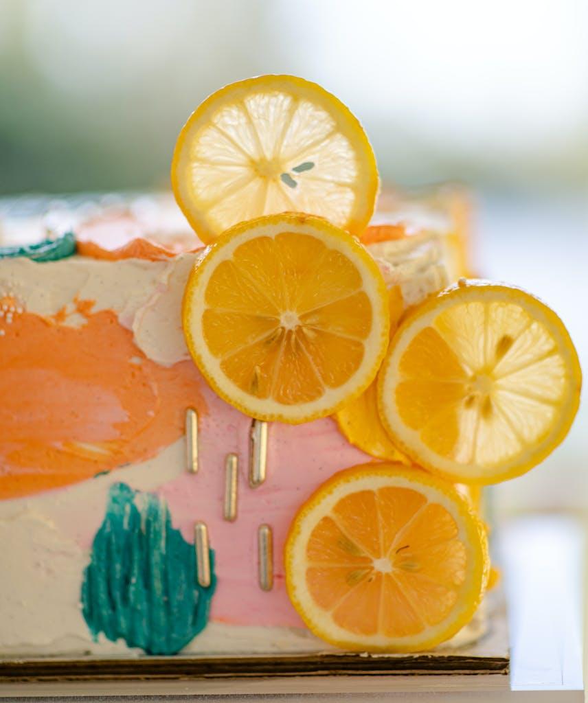 Vibrant Lemon Themed Bridal Shower in Miami, FL