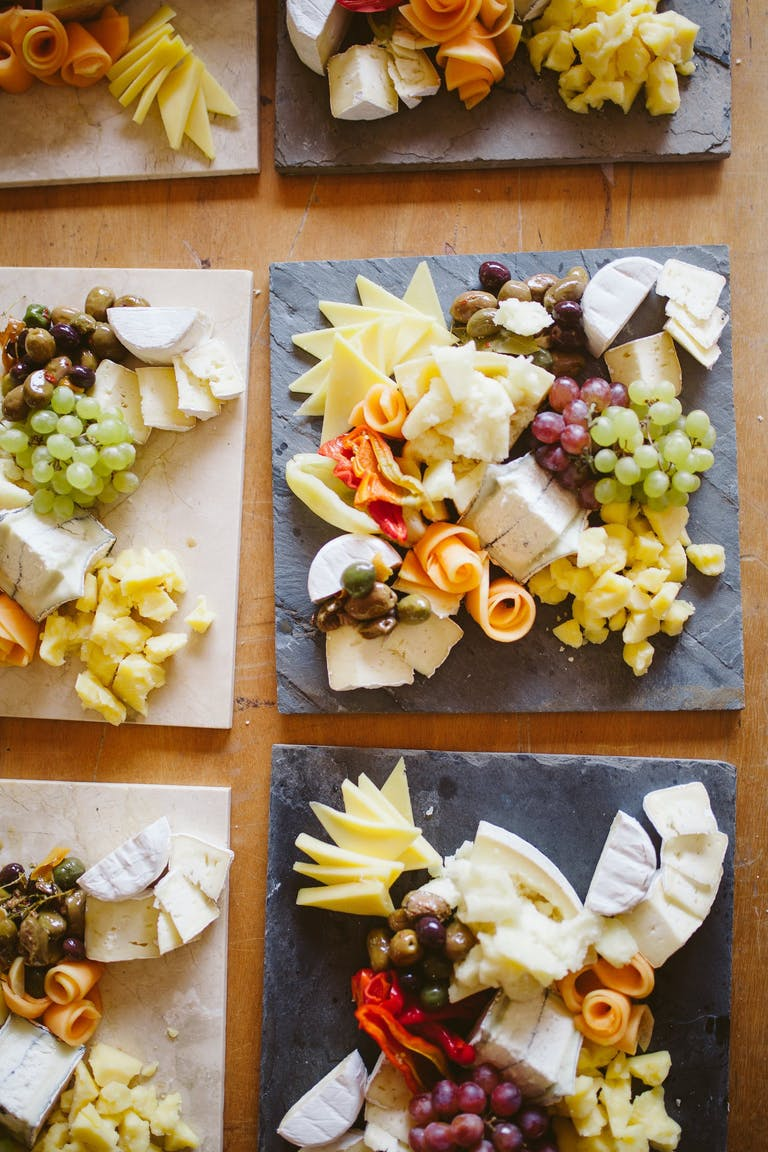 Individual Charcuterie Boards by AP Events and Catering | PartySlate