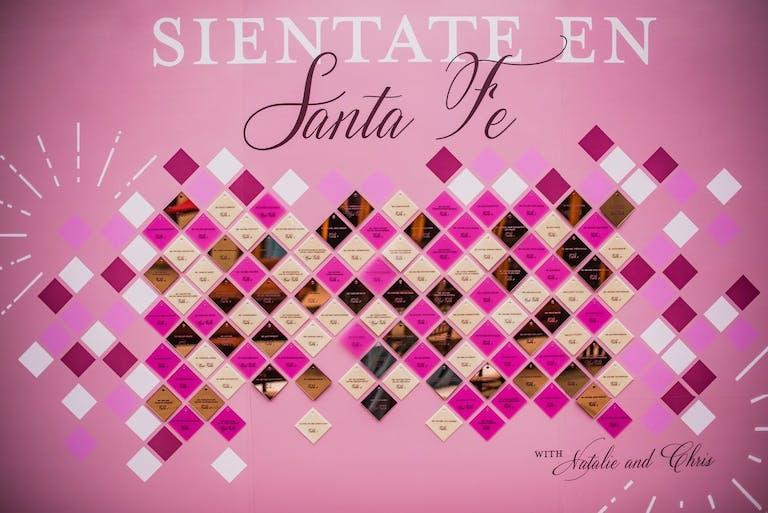 Pink photo backdrop   PartySlate