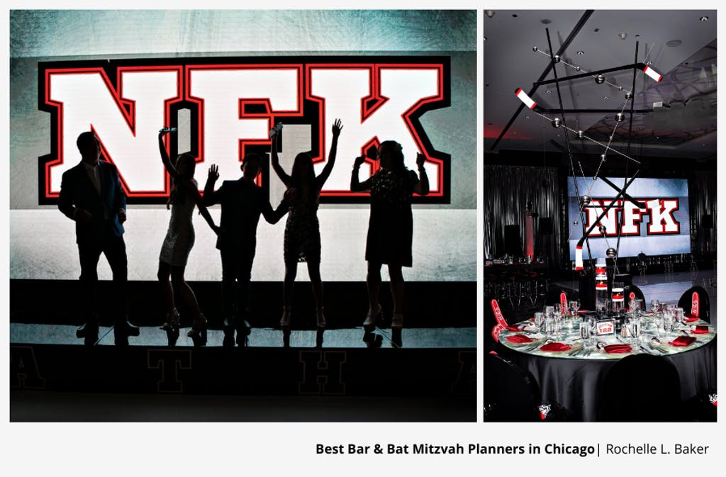 Hockey-Themed Chicago Bar Mitzvah Party Planned By Rochelle L. Baker | PartySlate