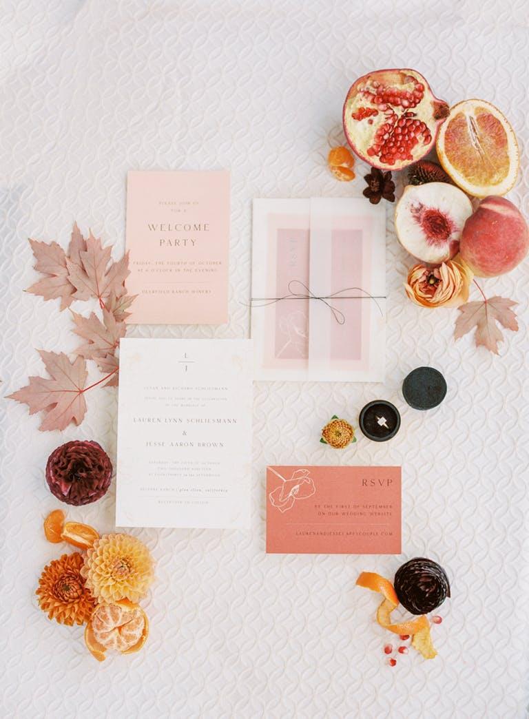 Authentic Autumn Wedding at the Beltane Ranch in Glen Ellen, California