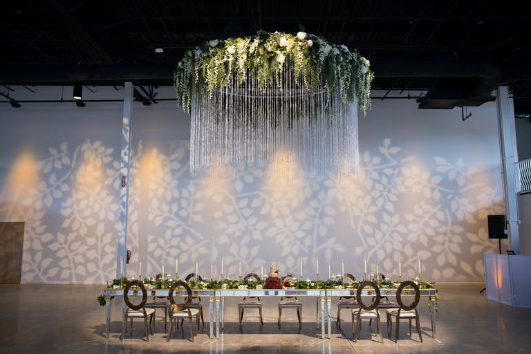 Covid-Safe Micro-Hybrid Wedding at Canvas in Orlando, FL
