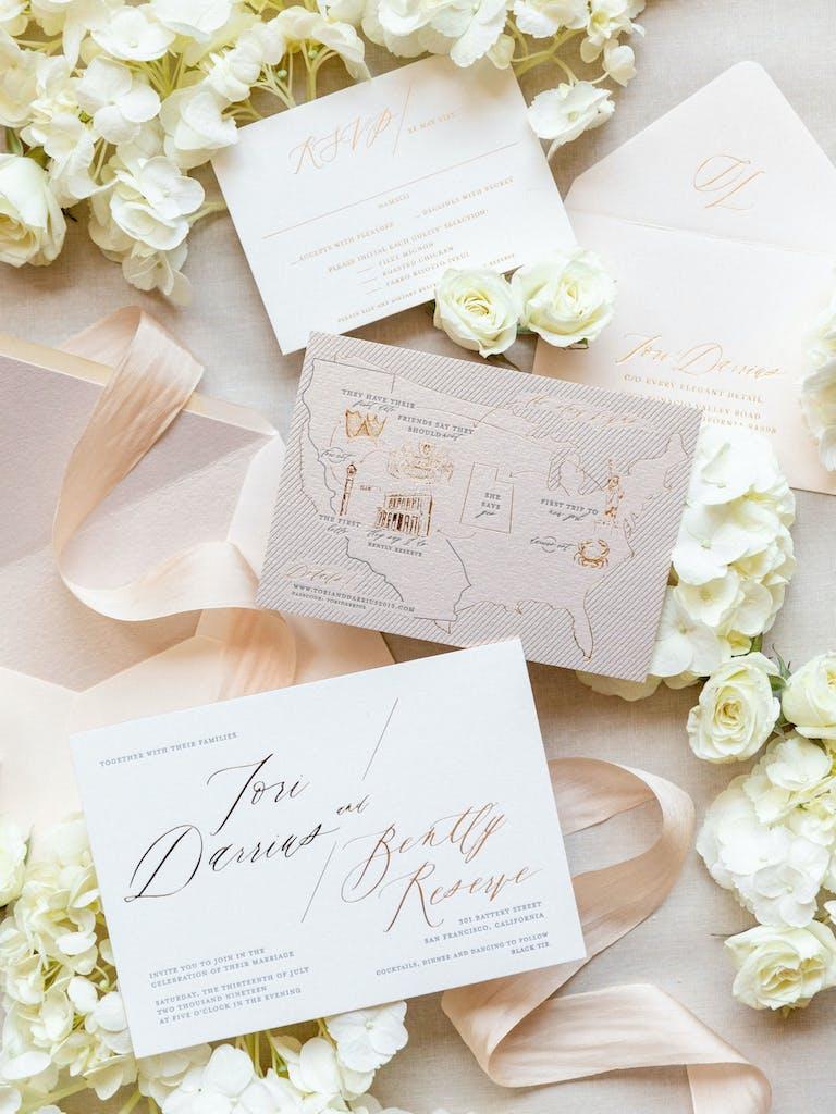 Elegant White Summer Wedding at the Bentley Reserve in San Francisco