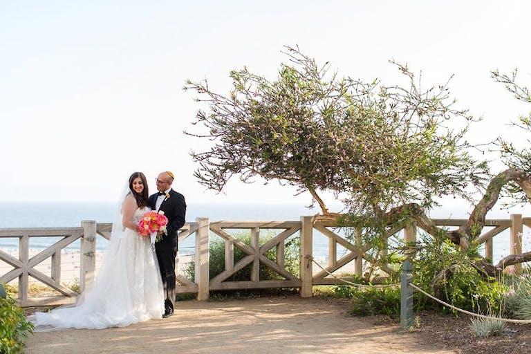 Beach wedding venues in California   PartySlate