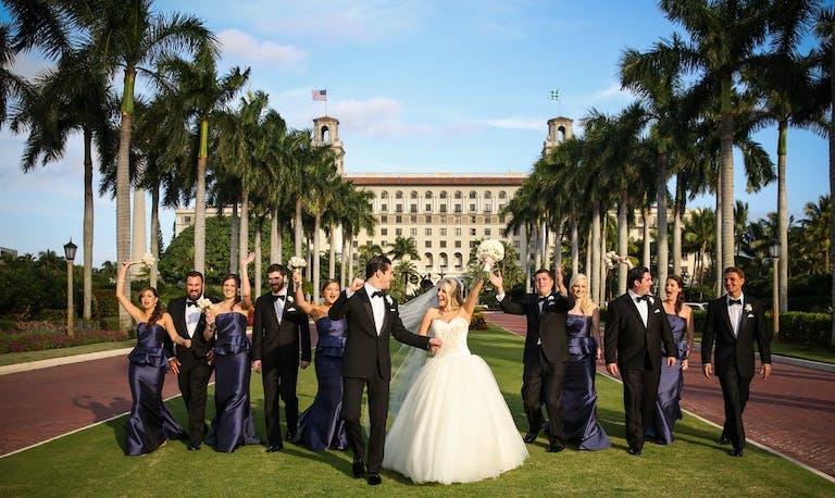Palm beach wedding venue   PartySlate