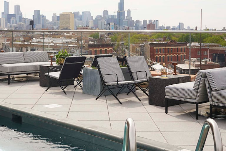 Cabana Club at The Robey Chicago   PartySlate